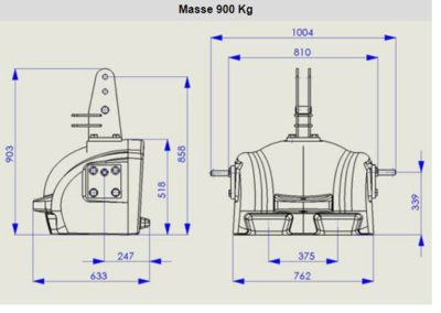 masse_evolutive_additionnelle_fonte_tracteur_althimasse-plan_900KG